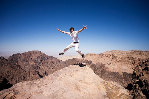 On Fearing Change When Its Time To Take A Leap Of Faith