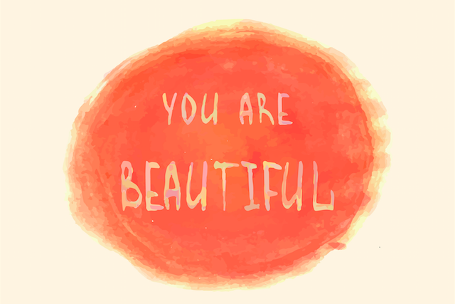 cee2a975cffbe How to Feel Comfortable in Your Own Skin. By Mary Dunlop. You Are  Beautiful. ""