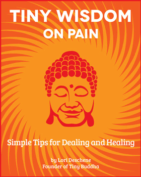 Tiny Wisdom: On Pain