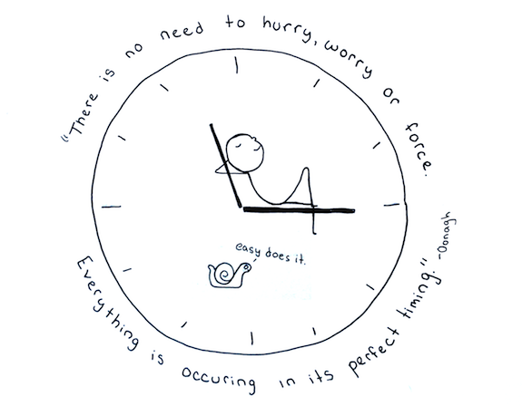 Dharma Comics Perfect Time