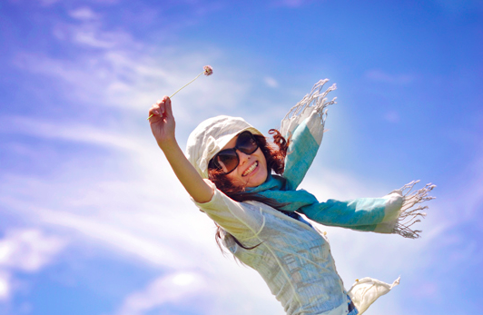 7 Ways to be Happy from the Inside Out
