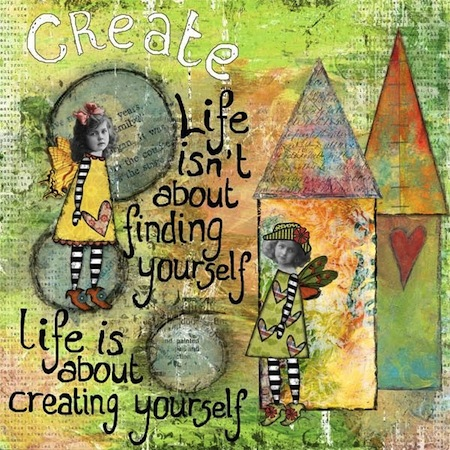 Create Yourself
