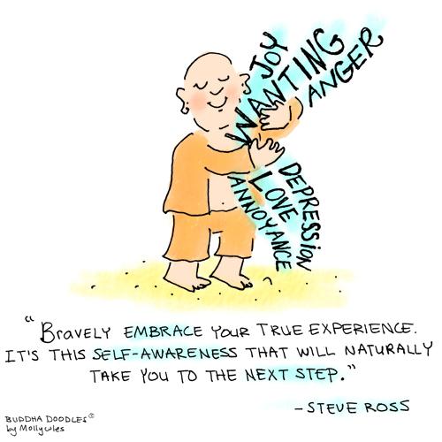 BuddhaDoodles_MollyHahn_EmbraceYourTrueExperience