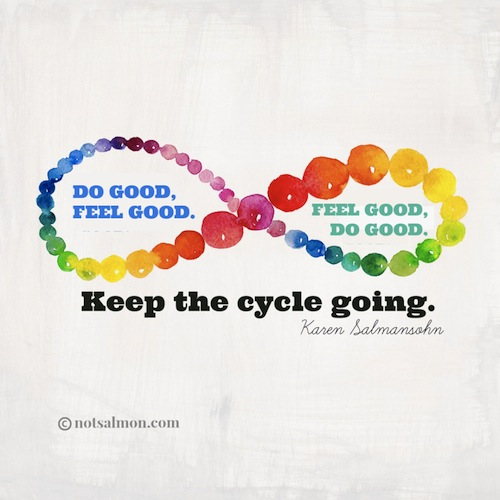 Keep the Cycle Going