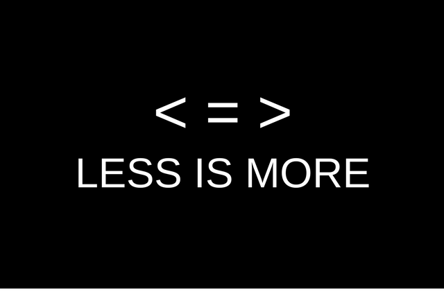 Need Less, Have More: Life Expands When We Eliminate the Excess