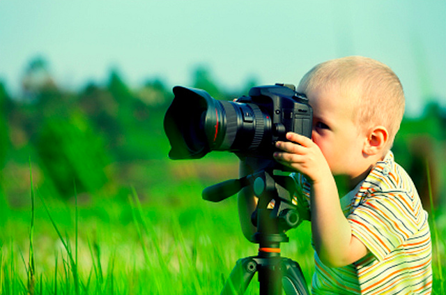 Kid Photographer