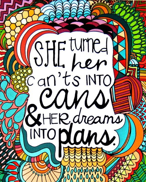 Turn Dreams into Plans