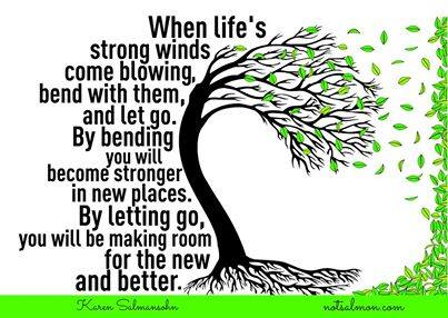 Life's Strong Winds