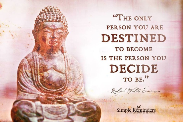 The Person You Are Destined to Become
