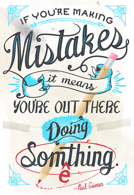If Youre Making Mistakes