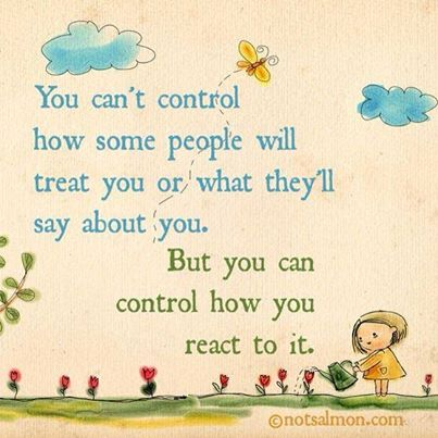 What You Can Control
