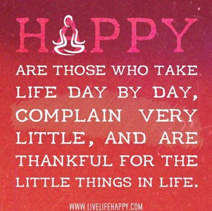 Happy Are Those Who
