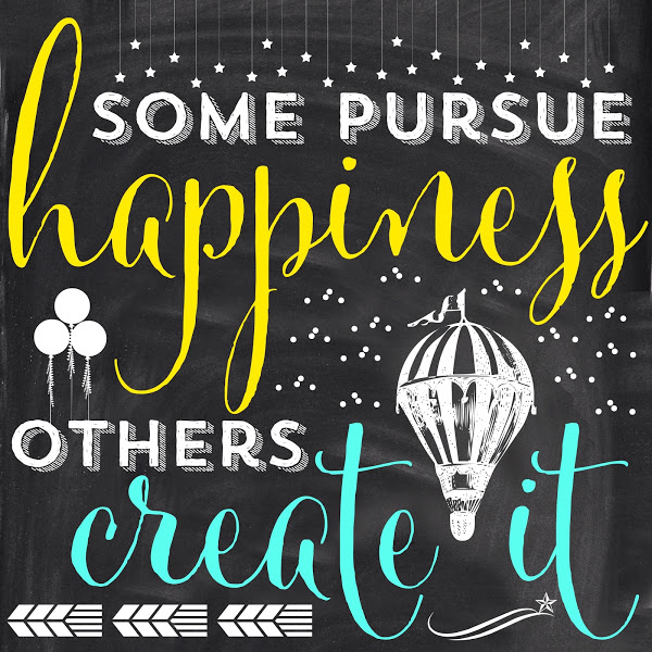Some Pursue Happiness