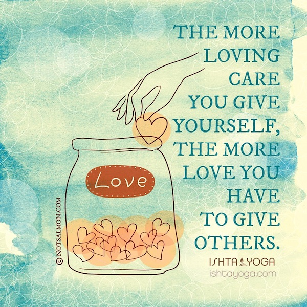 Give Yourself Loving Care