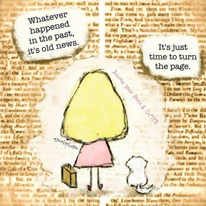 Time to Turn the Page