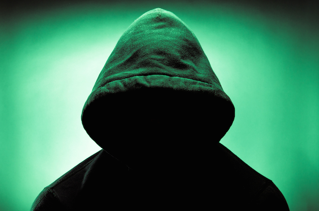 Hiding Behind Hood