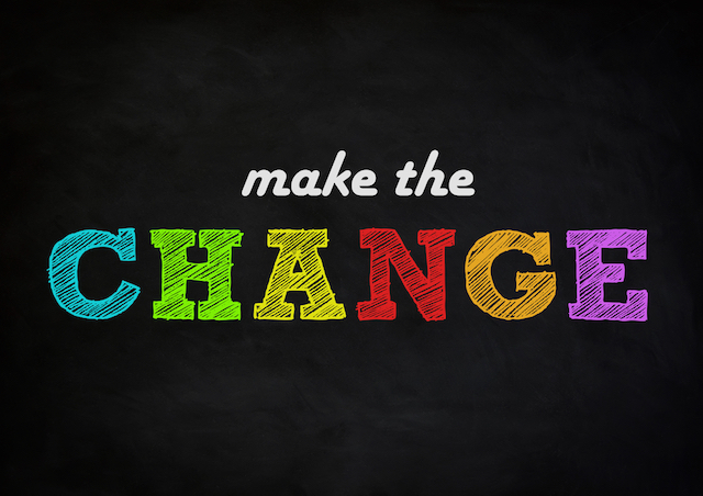 Make the Change