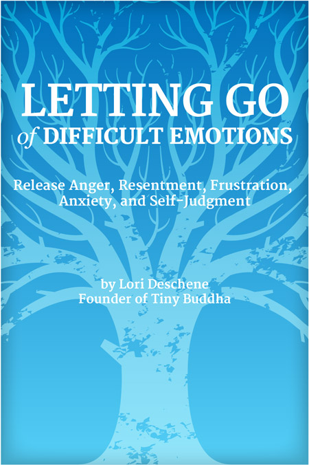 Letting Go of Difficult Emotions