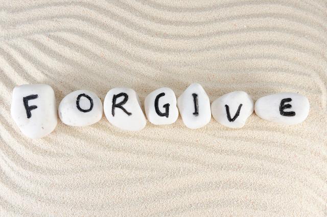 Forgive on Stones