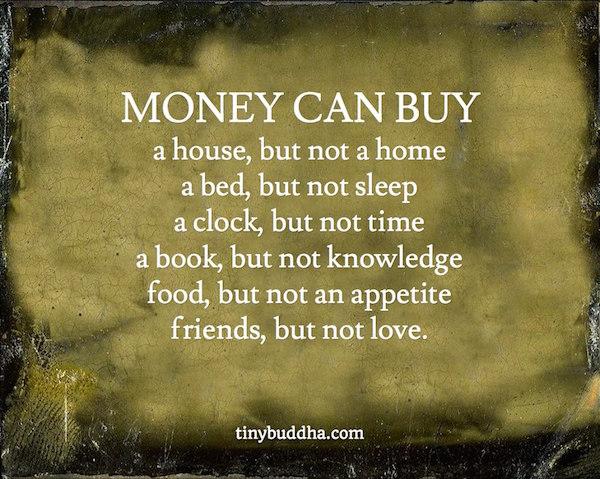 Money Can Buy