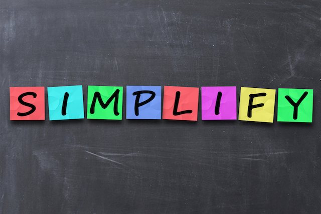 7 Ways To Make Life Simpler (Even If Your Life's a Little Crazy)