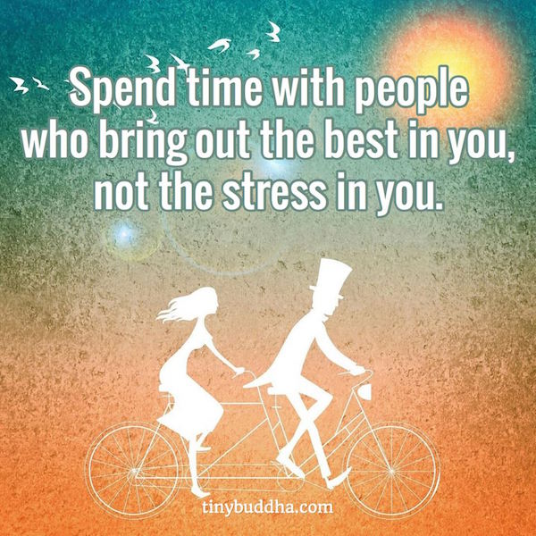 Spend Time with People