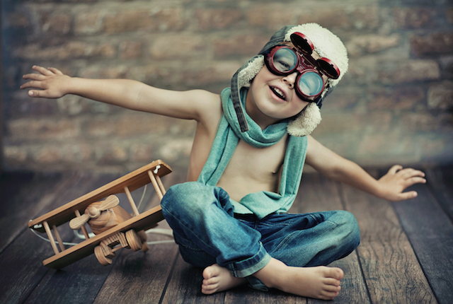 40 Ways To Live, Laugh, And Love Like A Child