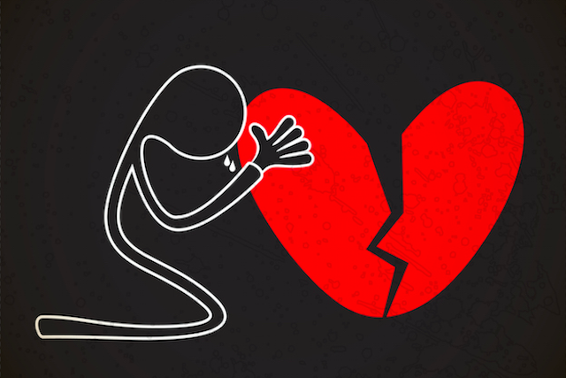 Broken Heart: How To Hold A Broken Heart (So You Can Get Through It