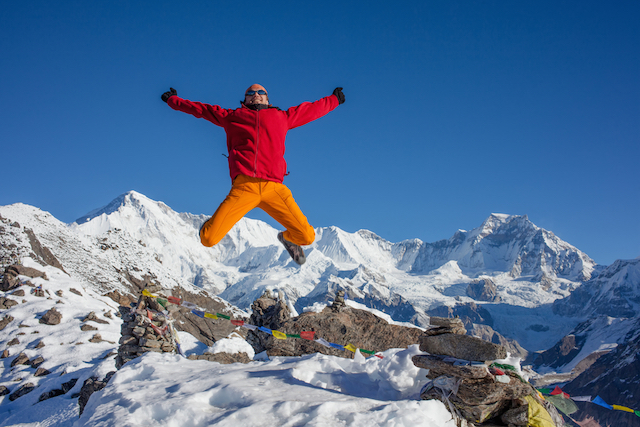 5 Lessons on Living a Happy Life from Hiking in the Himalayas