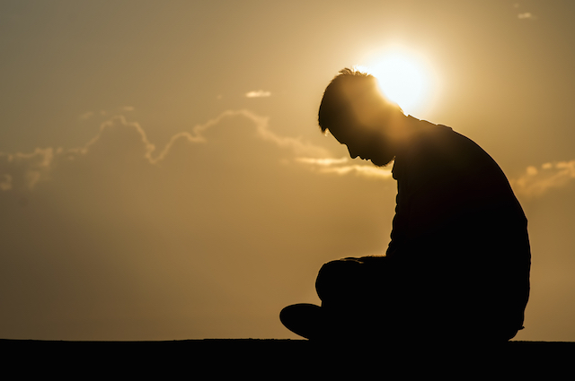 how to turn to god when depressed
