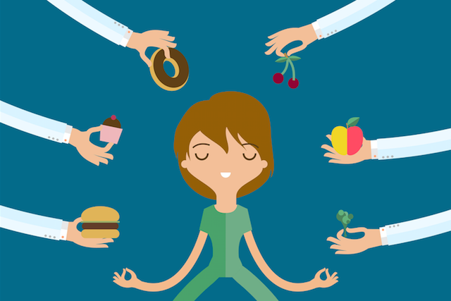 A Practice That Stops Binge Eating & Increases Happiness