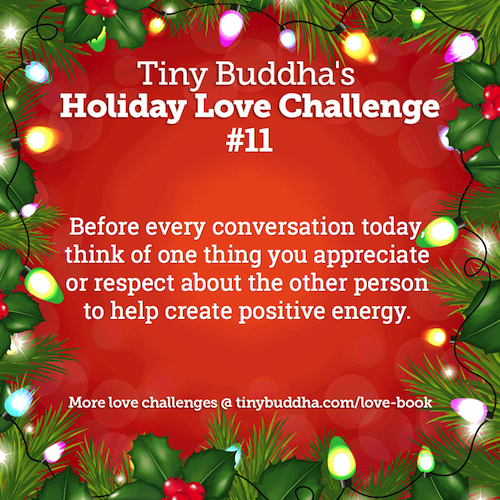 Holiday Love Challenge #11