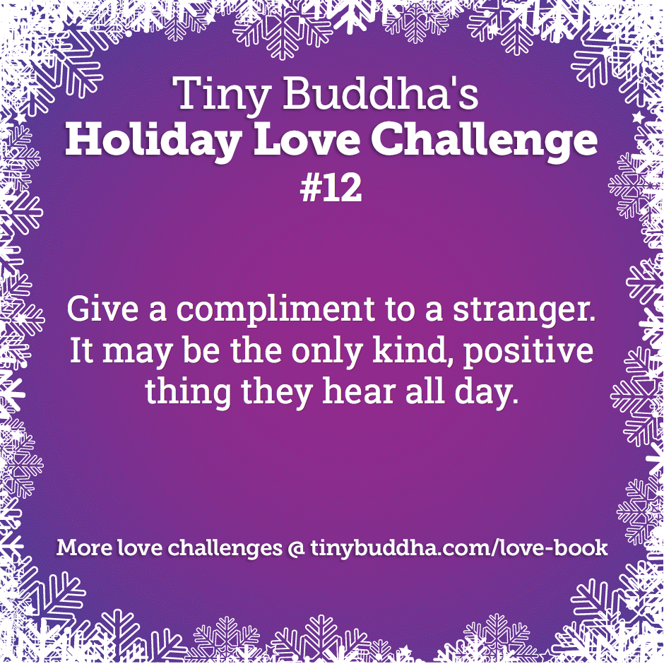 Holiday Love Challenge #12