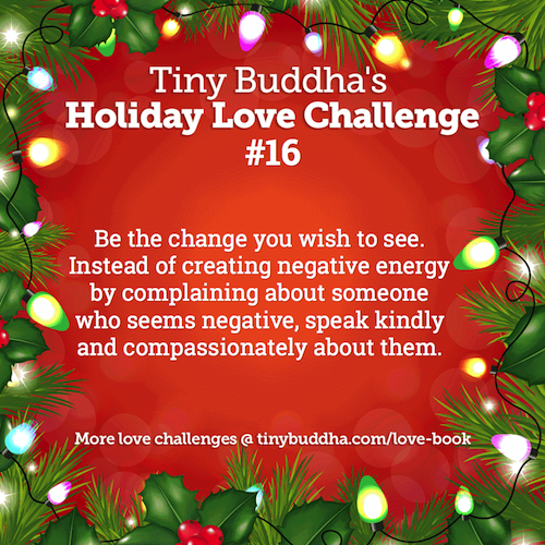 Holiday Love Challenge #16