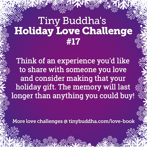 Holiday Love Challenge #17