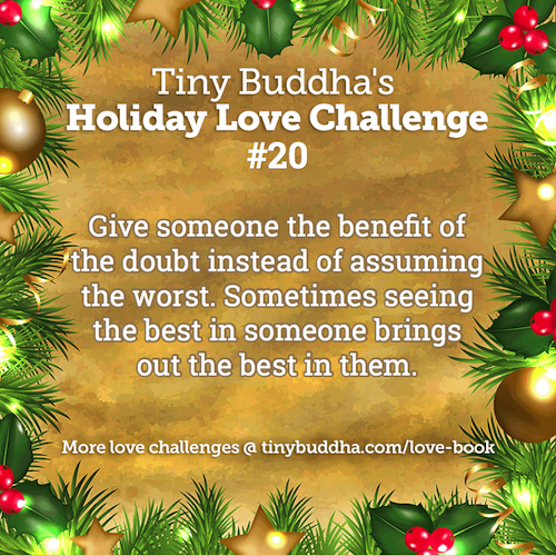 Holiday Love Challenge #20