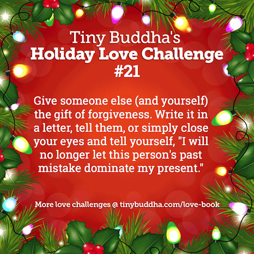 Holiday Love Challenge #21