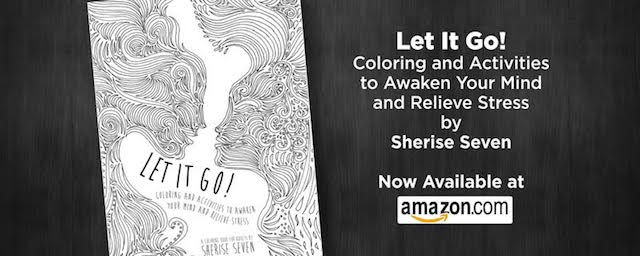 Giveaway Let It Go Coloring Book For Stress Relief