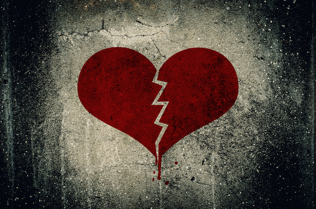 Broken Heart: Coping With Loss & Heartbreak: How To Get Through The Pain