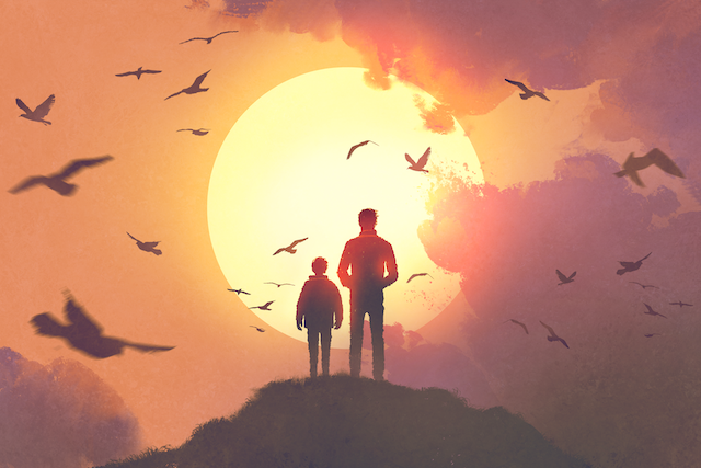 How To Recover And Find Strength After Losing A Parent