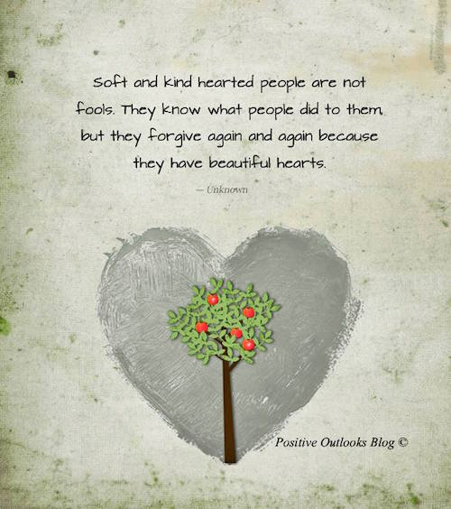 Soft And Kindhearted People Are Not Fools