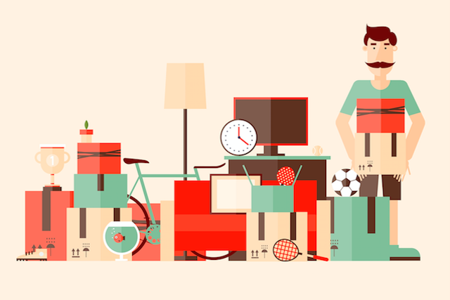 7 Decluttering Tips: How to Release Your Attachment to Your Stuff