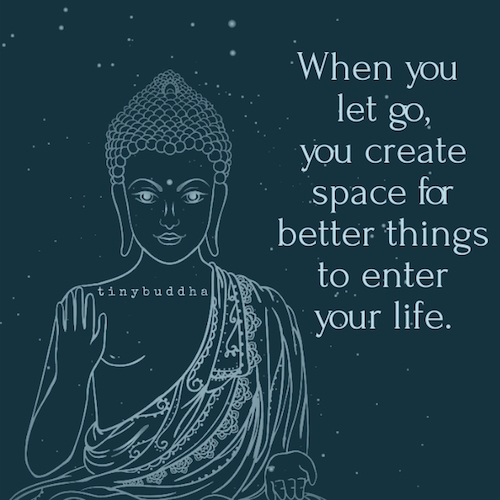 Download Lagu Better Now Post: When You Let Go You Create Space For Better Things