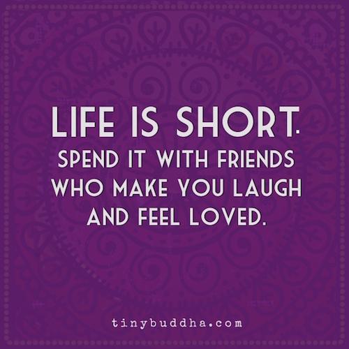 Life Ius: Life Is Short