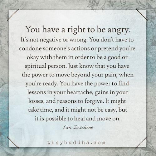 It Is Possible To Heal And Move On