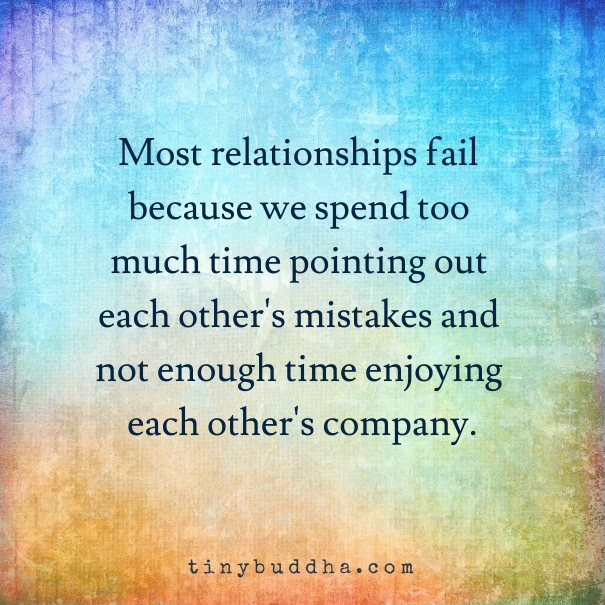 Quotes About Relationships Why: Why Relationships Fail