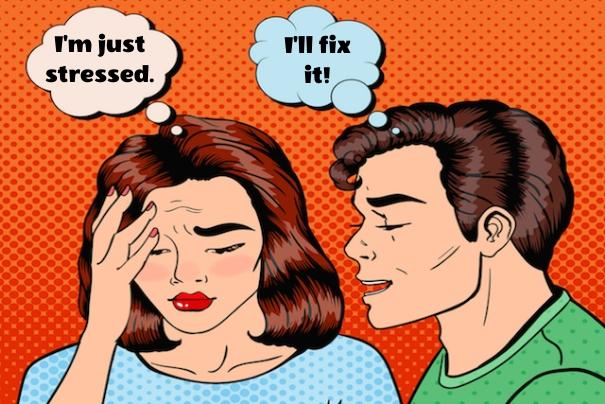 Fix your feelings
