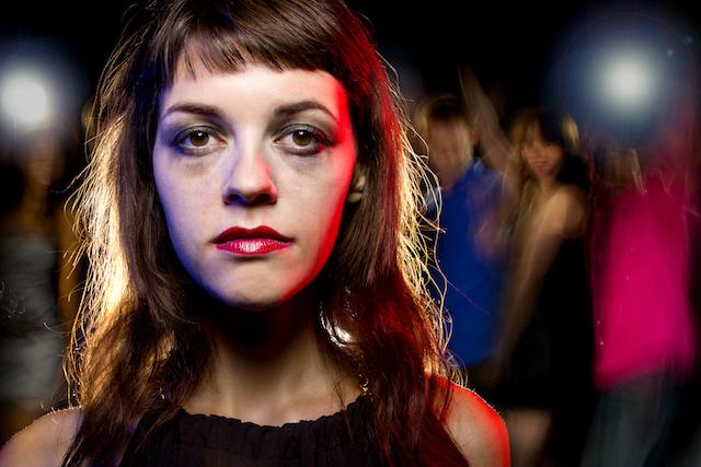 Drunk or High at a Nightclub