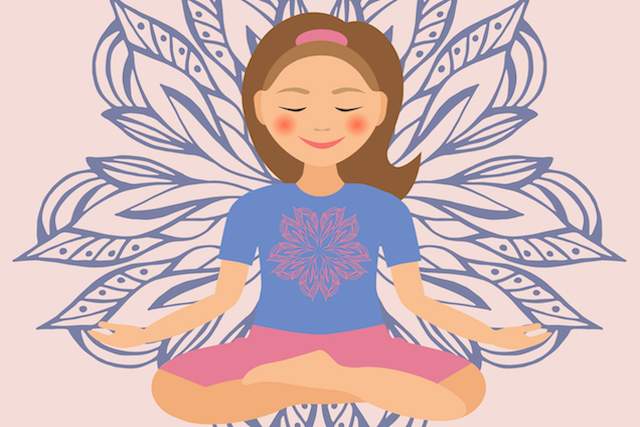 happy-woman-meditating
