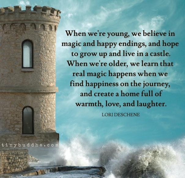 Magic and happy endings